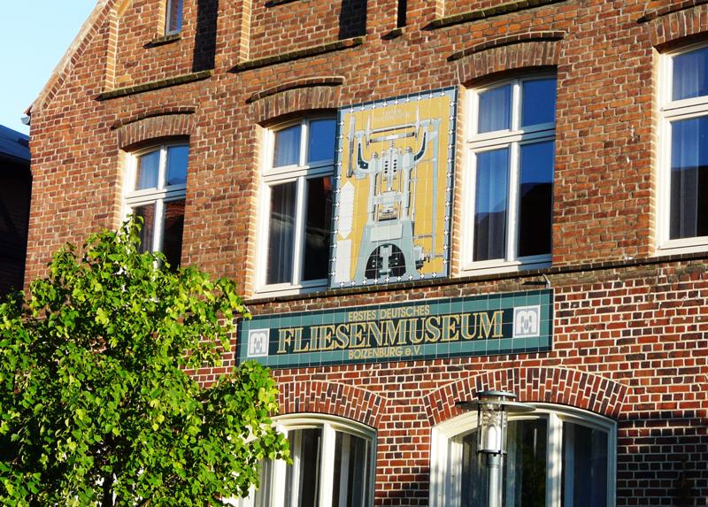 Fliesenmuseum Boizenburg